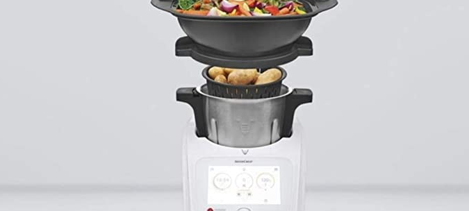 mejor robot de cocina calidad precio