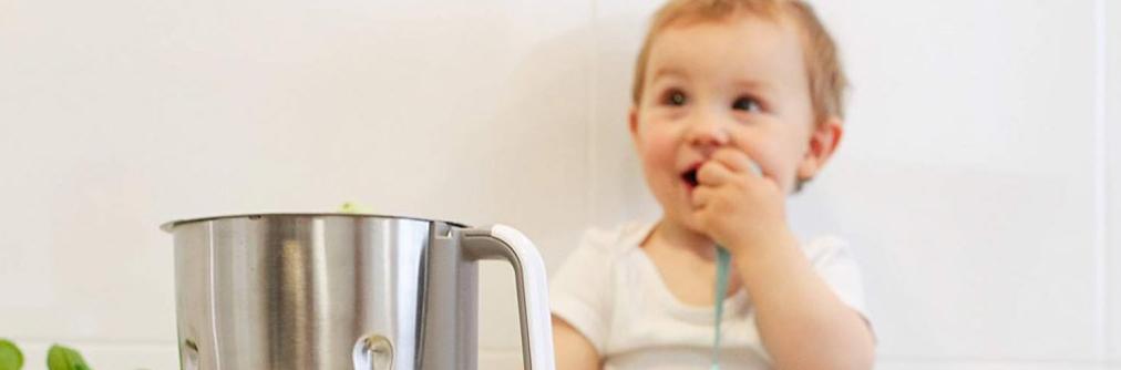 mejor robot de cocina para bebe